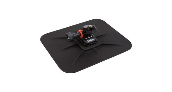 Rollei Flat Mount universal voor 4S/5S/5+Ready/5SWifi/S50 Helmcamera zwart